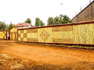 Countryside with a modern touch. karibu sana.