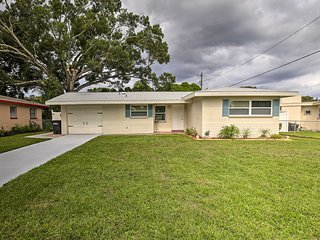NEW! Dreamy Clearwater Destination w/ Fenced Yard!
