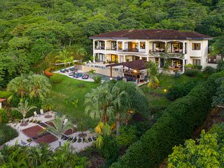 Meals Included in Fully-Staffed Luxury Villa & Spa