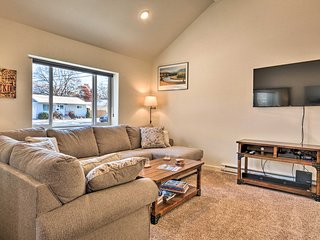 Family Home w/ Deck and Grill - Walk to Downtown!