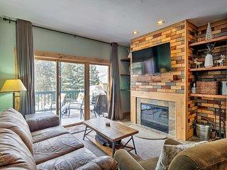 NEW! Skier's Haven <4 Mi to Breck Resort w/Shuttle