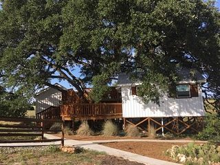 Alexander Creek Road Cottages - The Groomsman - 1 Bedroom Tree House Suite