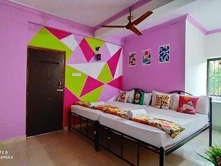 Hotel Hiline Baga (Family Room)