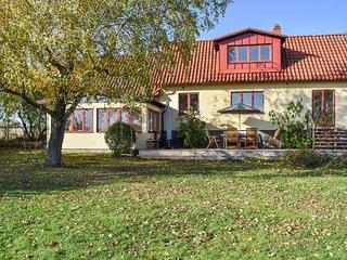 Beautiful home in Kivik w/ 4 Bedrooms