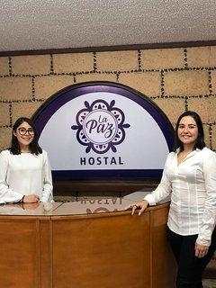 Hostal La Paz Puebla