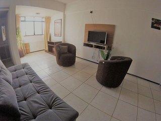 Ótimo Apartamento a duas quadras do MAR 1007