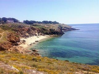 Très beau meublé bord de mer -LABEL 3 CLES -wifi gratuit -Proche des plages