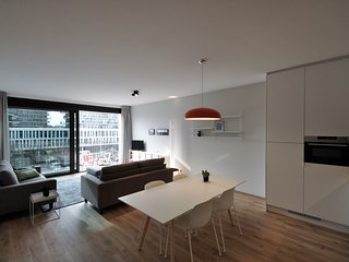 Cadix 35: Large apartement near green Schengenplein ANTWERP (4 pers.)