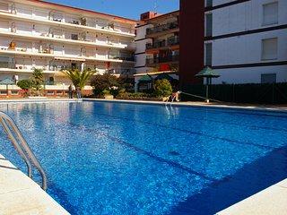 Picasso - Apartamento con piscina a 10 minutos del centro y de la playa