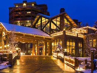 Westgate 2 Bdrm Villa at Ski In/Ski Out Resort