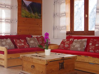 CHALET LES ALPES, LE SAPEY, A NEW FEELING