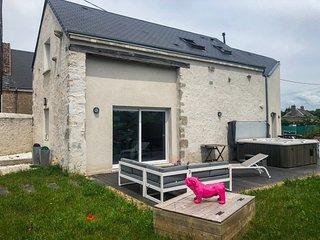 Maison L&B a proximité du Château de Chambord