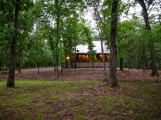 Forest Edge . Two bedroom with 2 baths. Near Beavers Bend State Park