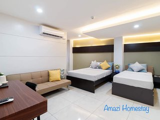Amazi Homestay-Family Room Mountain View+Near Mall+27mbps