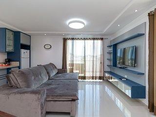 Aluguel Cobertura 3 suites Bombas / SC