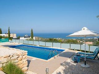 Esprit Villa 30, 3 Bedroom villa with panoramic sea views