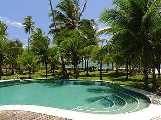 Bah180-Spectacular sea front villa in Barra Grande