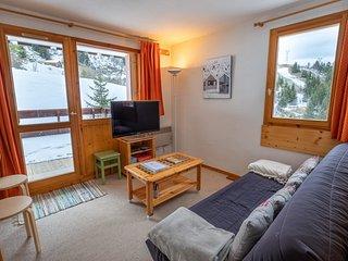 Apartment ski-in ski-out in Mottaret
