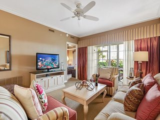 Downtown Bellasera Resort Condo with On-Site Restaurant, Pool & Private Patio