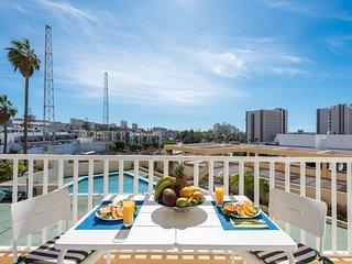 Y1DB. Luxurious studio in 'Playa de Las Americas'