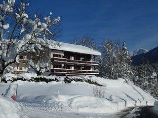 Ferienwohnung 'Alpengluhen' in Krun / Oberbayern