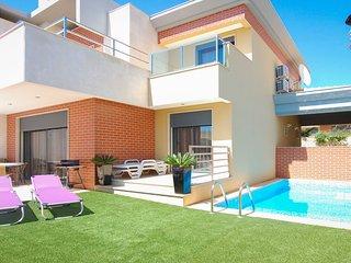 4 Bedroom, Villa Jardins Branqueira 3, Albufeira