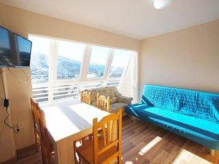 Apartment building Mont blanc 600
