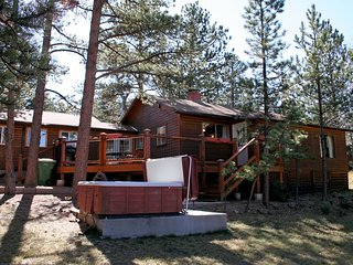 Mountain Pine Cabin