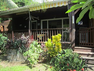 Nice bungalow with sea view & Wifi