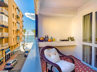 BLUE SEA: cosy apartment at Promenade. WIFI