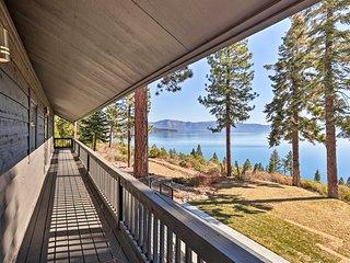 NEW! Villa Bella Tahoe Luxury Living w/Pano Views