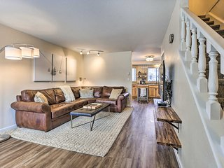 NEW! Skiers Haven-Walk to Main St.+10 Mi. to Breck