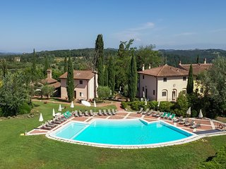 Villa Vignola - Wonderful villa with pool and dependance in Montaione