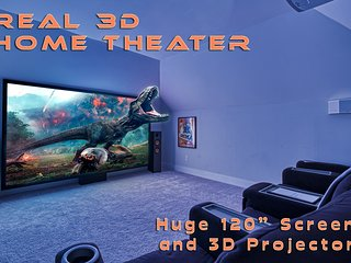 UPSCALE BEACH HOUSE, 3D HOME THEATER, ELEVATOR, POOL, KIDS ROOM, WALK TO BEACH