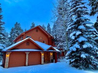 Ski Hill Chalet Breckenridge