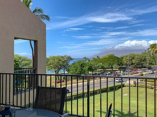 New Listing! Penthouse Level 2/2 in Highly Desired Building 10 at Kamaole Sands