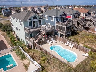 Sweet Isabel | Oceanfront | Private Pool, Hot Tub | Nags Head