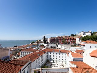 Sao Vicente I, best view in Lisbon