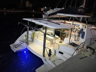 Yacht Anne Marie
