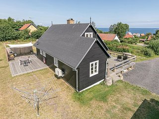 Stunning home in Svaneke w/ WiFi and 3 Bedrooms