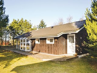 Stunning home in Oksbøl w/ 2 Bedrooms (P42338)
