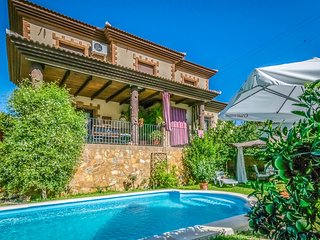 Beautiful home in Cuevas de San Marcos w/ WiFi and 4 Bedrooms (EAC286)