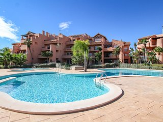 Stunning apartment in Hoya Morena w/ WiFi, Outdoor swimming pool and 2 Bedrooms