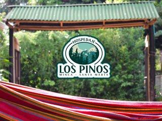 Hospedaje Los Pinos, cabaña en Minca