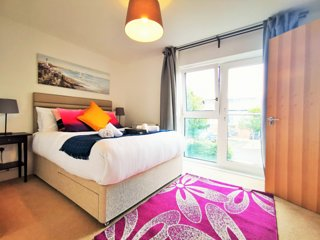 Lovely 3 Bedrooms House in Birmingham City Center By HF Group