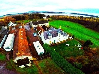 Country Farm House | Leven | Perfect for Golf Breaks in Fife
