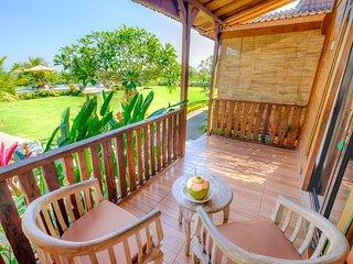 Rama Canggu Wooden Green Paradise