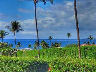 Maui Kamaole #L-105 2Bd/2Ba Ocean View, Great Location, Great Rates! Sleeps 6