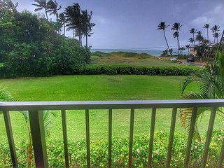 Waiohuli Beach Hale #A-203 Oceanfront Ocean View 2Bd/2Ba Great Rates Sleeps 6
