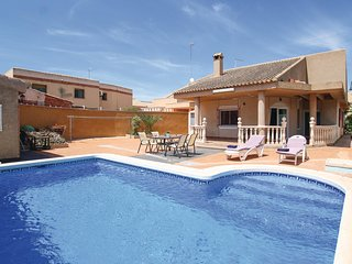 Awesome home in Cartagena w/ WiFi, Outdoor swimming pool and 3 Bedrooms